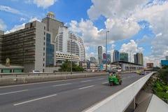 曼谷,泰国- 2014年10月26日: 免版税图库摄影