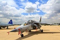 曼谷,泰国- 7月02 :航空器展示 图库摄影