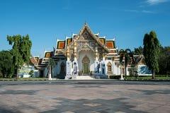 曼谷,泰国- 6月02 :2017年 Wat Phra Si Mahathat 免版税库存图片