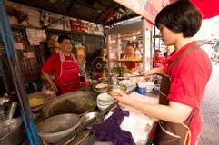 曼谷, - 2月10日: 春节2013年-庆祝 免版税库存照片