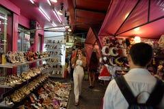 曼谷, THAILAND-DEC 27日2014年: 库存照片