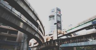 曼谷 泰国- 2017年3月10日:都市场面 库存照片