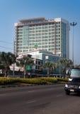 曼谷医院芭达亚 免版税库存图片