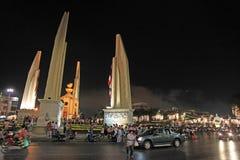曼谷- DEC 5 : 泰国国王的Birthday Celebration - 2010年 免版税库存图片