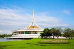 曼谷IX公园rama suanluang泰国 库存照片