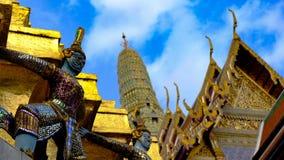 曼谷kaew phra泰国wat 免版税库存照片