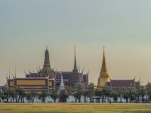 曼谷kaew phra泰国wat 库存照片
