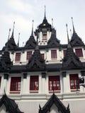 曼谷loha塔prasat泰国 库存照片