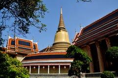曼谷ratchabophit泰国wat 免版税库存照片