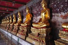 曼谷suthat泰国wat 免版税库存照片