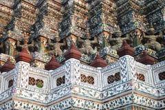 曼谷thailan黎明寺巨人 库存照片
