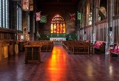 曼彻斯特大教堂 库存图片