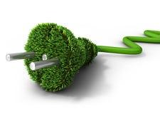 替代概念能源 免版税库存图片