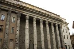 替换意大利罗马股票 免版税库存照片
