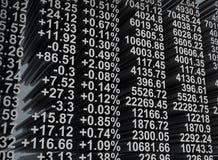 替换股票 向量例证