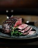 最上端股肉烤牛肉III 免版税库存照片