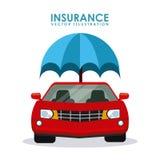 最佳的保险 向量例证