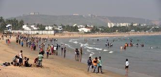 最佳的地方在Vishakhpatnam 库存图片