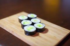最佳的寿司  免版税图库摄影
