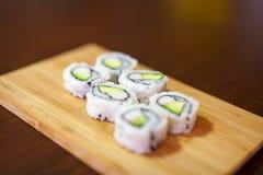 最佳的寿司  库存图片