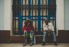 最佳的岁月后边 古巴哈瓦那 图库摄影