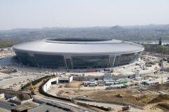 最佳的欧洲体育场 库存图片