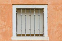 最佳的窗口在景色秀丽威尼斯 库存照片