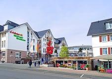 最佳的西部旅馆Willingen德国 库存图片