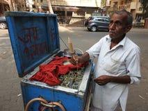 最佳的kulfi在孟买, Bandra ? 免版税库存照片