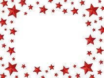 最大我们的星形 库存照片