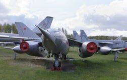 最大牦牛28前面轰炸机(1958) 速度, km/h1800 免版税图库摄影