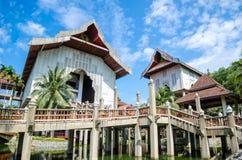 最大的博物馆在东南亚 库存照片