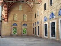 最大的爱迪尔内清真寺selimiye火鸡 库存图片