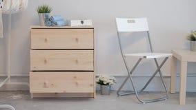 最小的家具 免版税库存照片