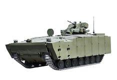 最新的俄国步兵作战车辆 库存照片