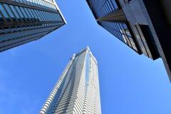 最新的豪华高层公寓在多伦多 库存照片