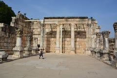 最旧的犹太教堂在世界上, 免版税库存图片