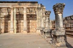 最旧的犹太教堂在世界上 库存图片