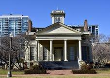 最旧的生存议院在芝加哥 库存图片