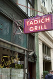 最旧的SF餐馆-前面 库存照片