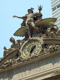 最终中央全部的雕象 免版税库存照片