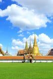 最美丽和最著名的寺庙在泰国c 免版税库存照片