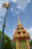 最美丽的寺庙在泰国 免版税库存照片
