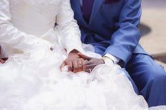最近婚姻 库存图片