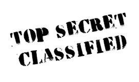 最高机密的被分类的不加考虑表赞同的人 库存照片