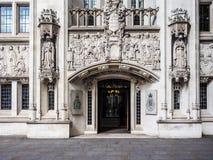 最高法院在伦敦, hdr 库存图片