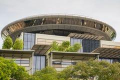 最高法院在新加坡 免版税库存图片