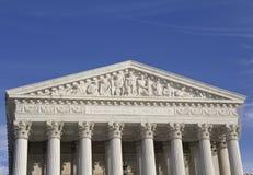 最高法院 免版税库存图片
