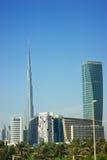 最高的摩天大楼世界 免版税库存照片