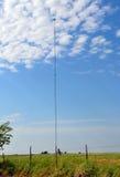 最高的结构在得克萨斯 库存照片
